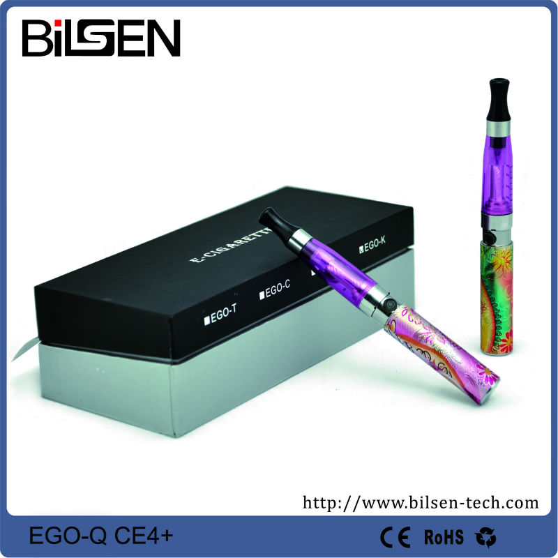 Hot Selling New Product For 2013 no leaking electronic cigarette ego q ce4