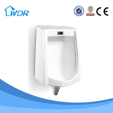 Sensor quality wc square ceramic small urinal
