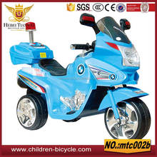 hebei of China three wheels ride on motor cycle popular children motor cycle