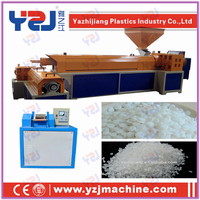 Professional manufacture waste plastic recycling crushing washing drying machine line and extruding pelletizing machine