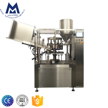 Automatic Plastic Tube Filling And Sealing Machine/Toothpaste Tube Filler And Seller