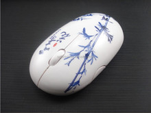 hot sale OEM USB 2.4G 3D computer optical cute wireless mouse