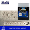grasi polymer waterproofing materials type spray coating concrete decoration protection