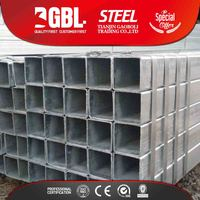 HOT SALES mild steel square tube with lowest price square hollow section