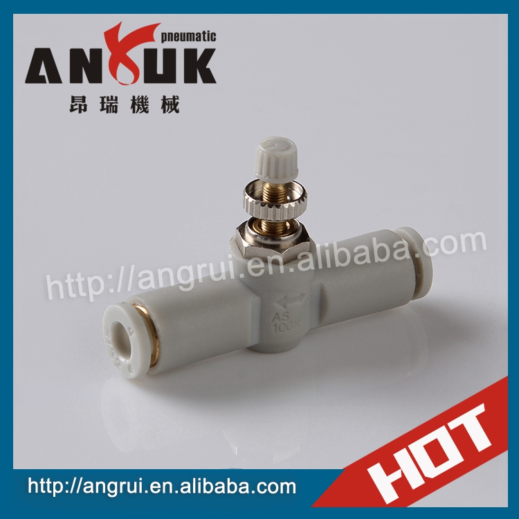 Factory directly sale security pneumatic SMC type hose fittings