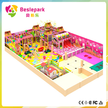 2017 beautiful new indoor playground large amusement equipment for kids indoor playground for babies near me