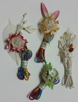 Easter gift idea Tiny flower arrangement for your gift box or gift basket