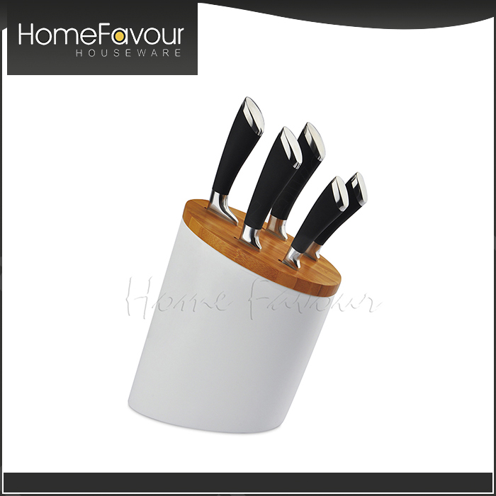 Top Chinese Supplier Popular Knife Block Sets