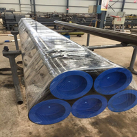 Cold Rolled Seamless Steel Pipes Factory