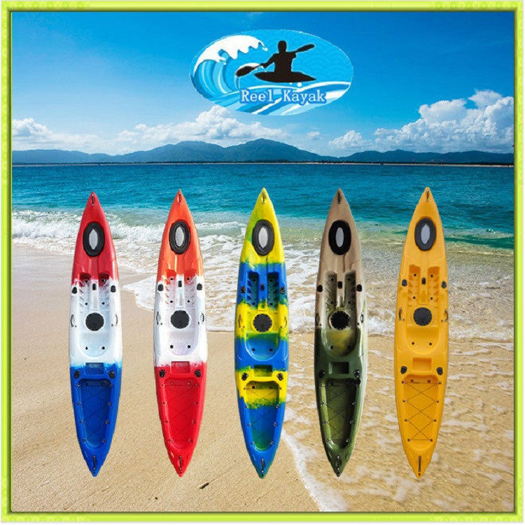 new creative professional tandem kayak de pesca fishing boats