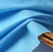 100% polyester antistatic 210T polyester taffeta for lining