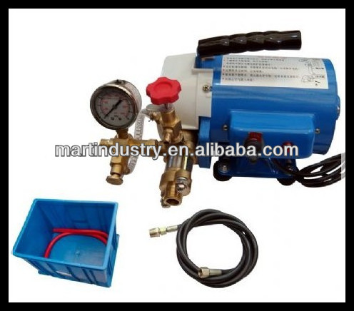 2014 High Quality Electric Hydrostatic Pressure Testing Pumps for Sale