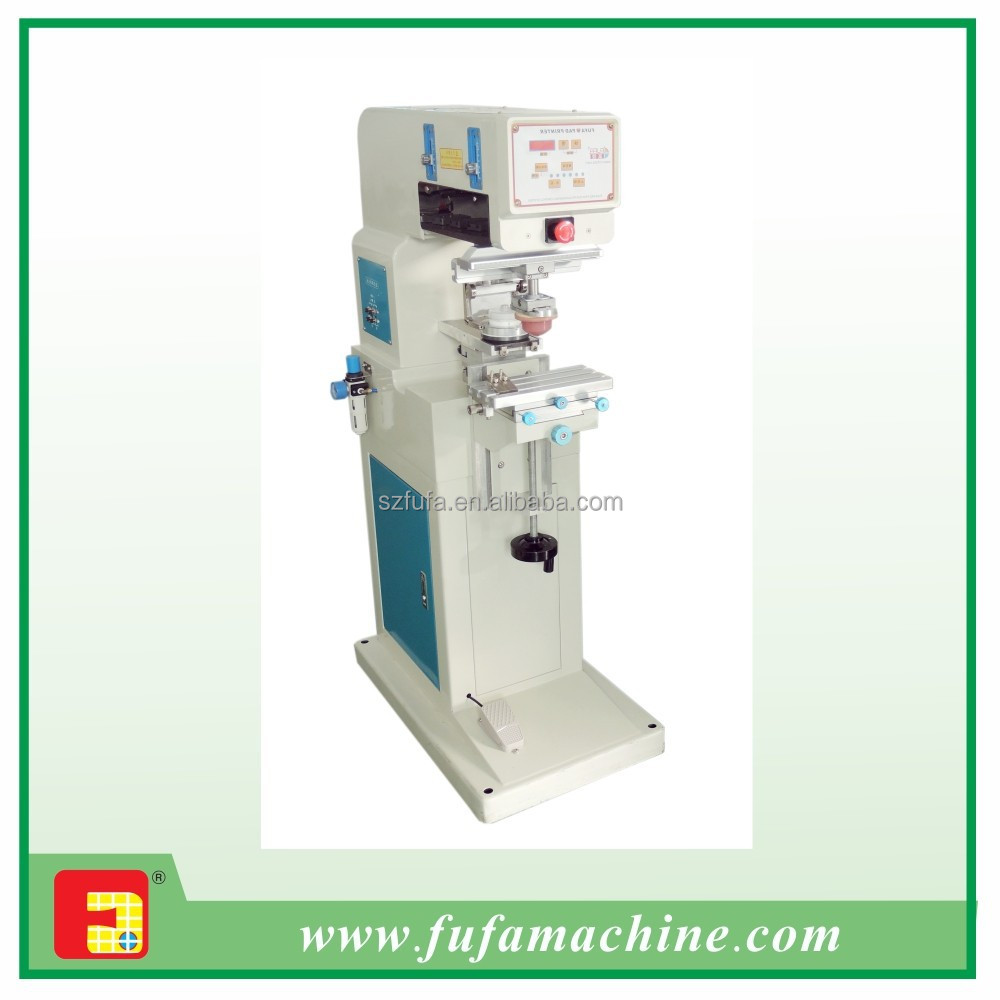 Good quality one color pad printing machine with cheap price new