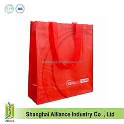 OEM / ODM Available Reusable PP Woven Bag, China Laminated PP Woven Packaging Bag