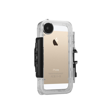 New Extreme Sports Waterproof Fish Eye Lens Case Cover For iPhone 4 4s 5 5S