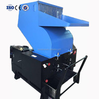 KEDA CE approved used Plastic crusher machine, plastic bottle pp film crusher machine price export to Poland