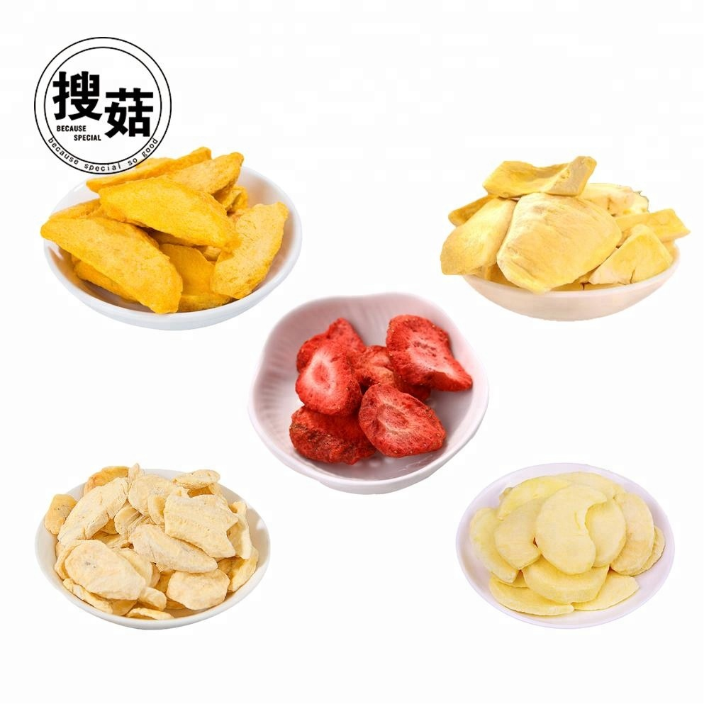 Wholesale Various Kinds Of Vacuum Packaging Freeze Dried Fruit