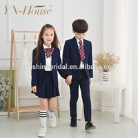 Fashionable western style sex school girl uniform Designs For party