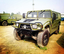 4X4 High quality Dongfeng humvee car hardtop civilian version suv,cross country vehicle