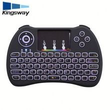 Notebook /laptop keyboard US/UI/UK/LA/AR/GR/RU/FR with Colorful backlight laptop keyboards H9 air mouse