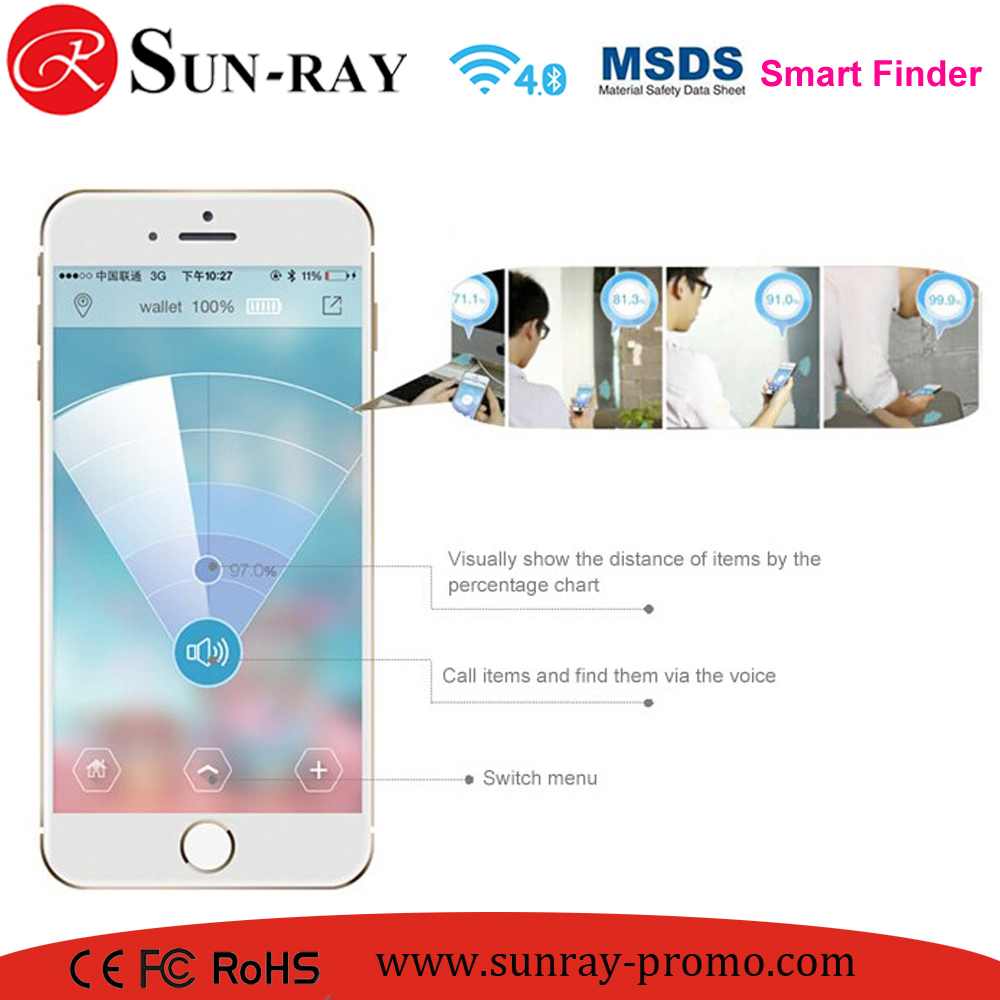 luggage lost key finder small lovely finder from sun-ray