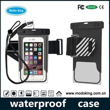Waterproof Pouches for moblie phone for swimming... Outdoor Activities for Devices up to 6.2""