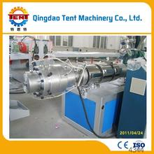 High efficiency 2015 new desgin flexible pvc tubeextruder pvc wire tube manufacturing machine extrusion machine