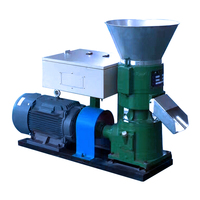 Sinking fish feed pellet machine/poultry feeding machine price