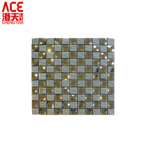 ceramic tile mosaic crystal glass bathroom kitchen