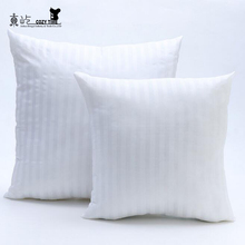 Wholesale Square Pillow inserts Cushion Inner With 100% PP Filling And Shell