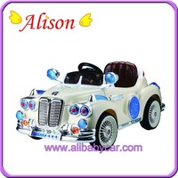 Alison C01911 popular classic remote control 12v low cost electric car sale