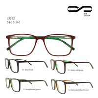 Latest style new models of optical frames new stylish spectacle frame