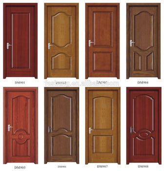 Veneer MDF door skin panels room door panel