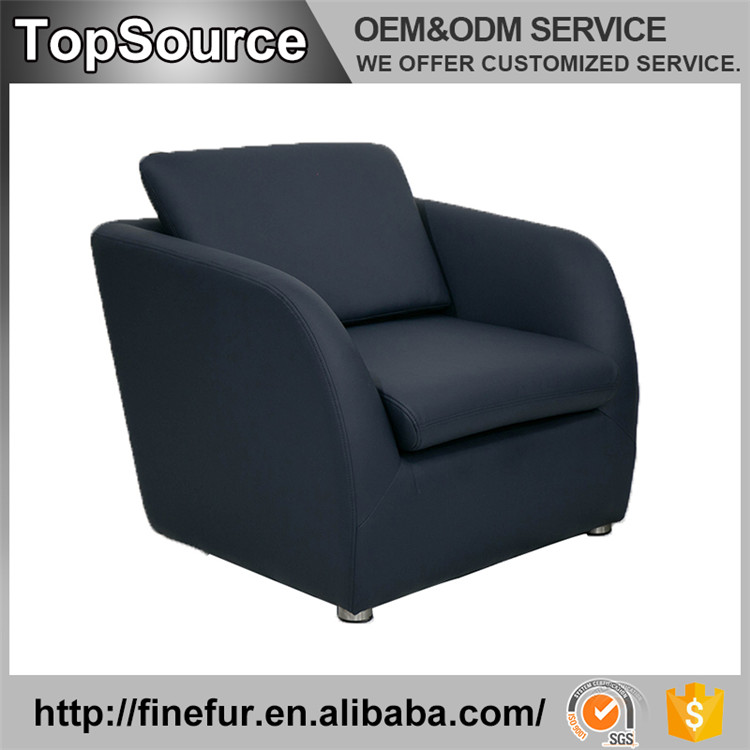 Modern Appearance Genuine Leather Love Sex Sofa Chair