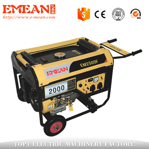 2kw Gasoline Generator and Portable Japan portable Generator From EMEAN