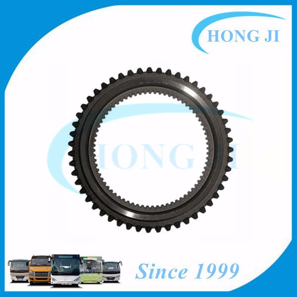 Accessories parts bus gearbox synchronizer cone ring