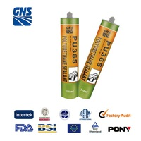 easy application colored silicone sealant quick pu windscreen pu sealant