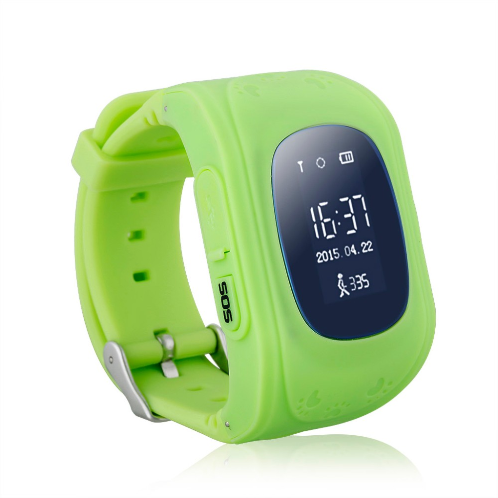 2016 kids smart watch hidden GPS ,support android gps wacth cheap paypal