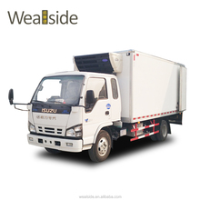 QL 600p single and half cabin VAN truck,3360mm wheelbase JAPAN Wushiling truck for export