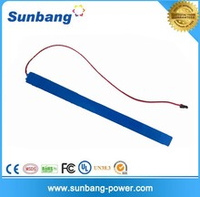 Single led light battery 0.2w 4.5v lava tube battery