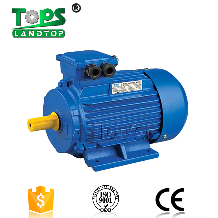 approved by CE high torque low rpm 120v silent electric motor 2.5kw