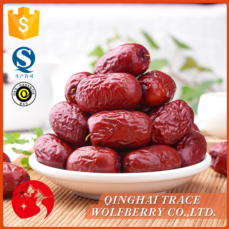 Factory supply attractive price dried red jujube <strong>dates</strong>