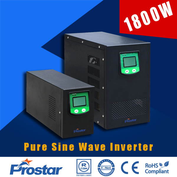 48V 1800W Pure Sine Wave Single Phase Inverter