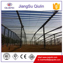 Fabricated Steel Structure Factory/Warehouse/Workshop Building