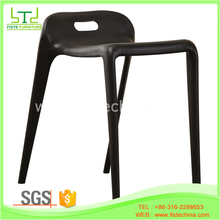 Competitive Price 200 kg stackable pp plastic stool