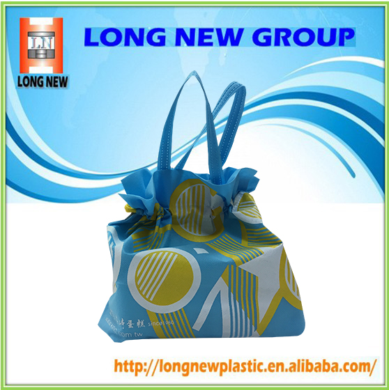 Products OEM Custom PP Non Woven Shopping Fabric Bag