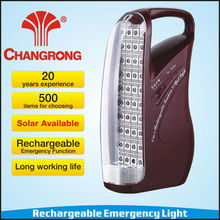 led light torch 6v rechargeable lantern battery solar home lighting