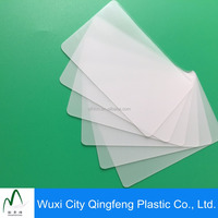 PET Plastic Film Thermal Laminating Glossy Film Used on IBM Card Credit Card
