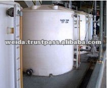 Polyethylene Liquid Chemical Storage Tank