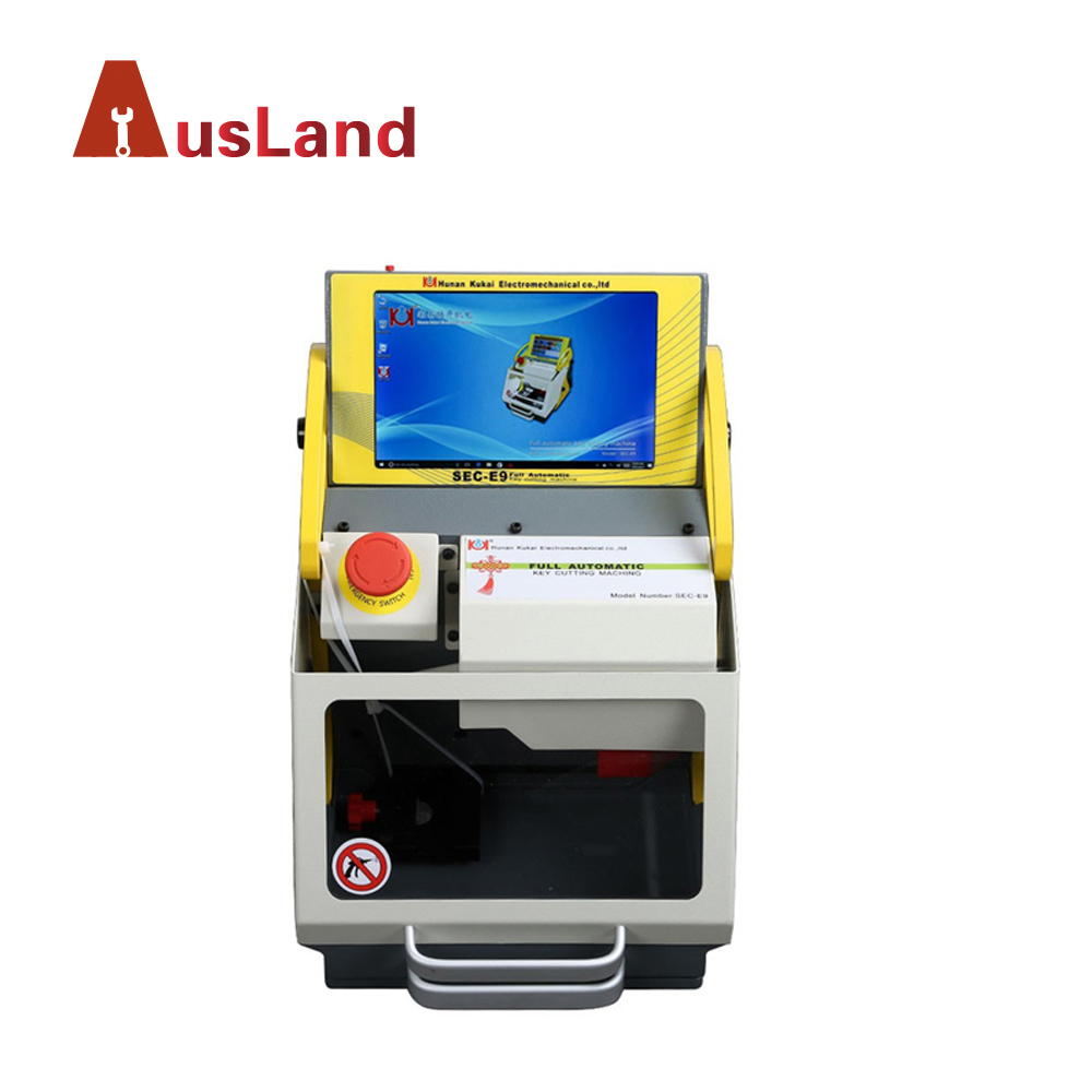 Original Sec E9 Laser Key Cutter Locksmith key cutter, Auto Locksmith Tool SEC-E9 automatic key cutting machine